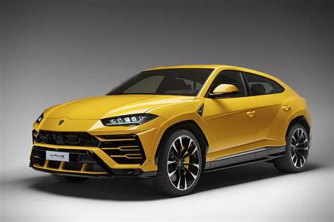 When Is The Lamborghini Urus Coming Out 2019 Lamborghini Urus Hiconsumption
