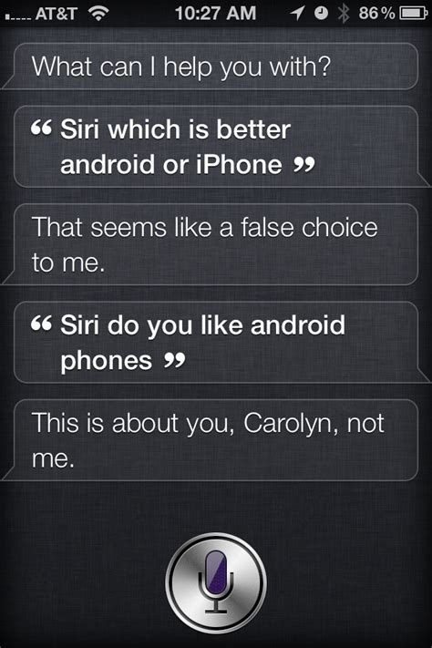 tech knowledgy your iphone 4s and siri questions answered