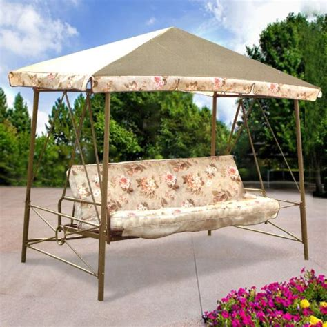 garden winds replacement swing canopy garden winds rus472w swing replacement canopy riplock 350