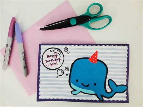 birthday card ideas for toddlers to make diy birthday cards top 10 ideas that are easy to make