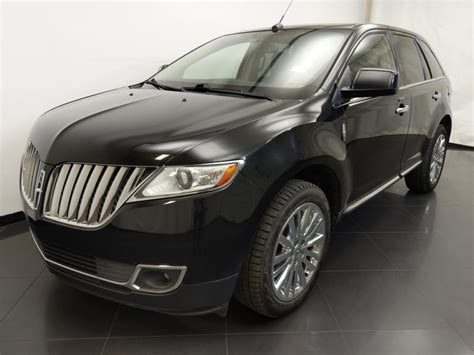 manual cars for sale 2011 lincoln mkx user handbook 2011 lincoln mkx for sale in charlotte 1190121357 drivetime