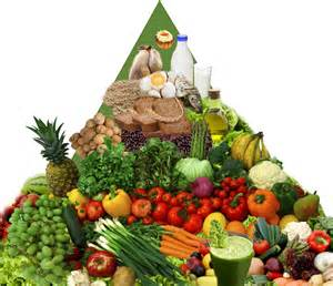 healthy food pyramid what is wrong with what the official healthy diet recommendations