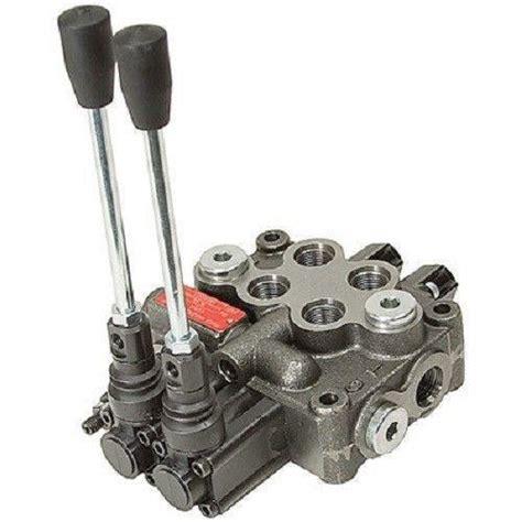Ban Luar Ring 6 Uk 13 5 00 6 hydraulic valve 2 spool ebay