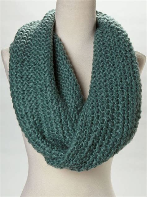 how to wear knit infinity scarf teal knit infinity scarf scarves