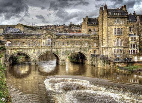 Pulteney Bridge, Bath, England   Flickr   Photo Sharing!