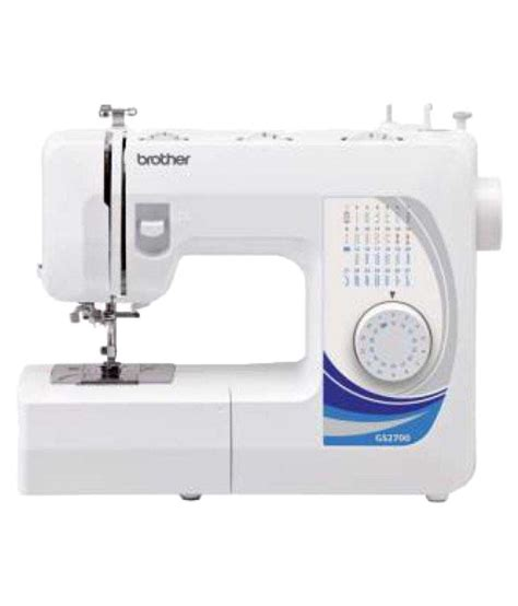 gs 2700 electric sewing machine price in india