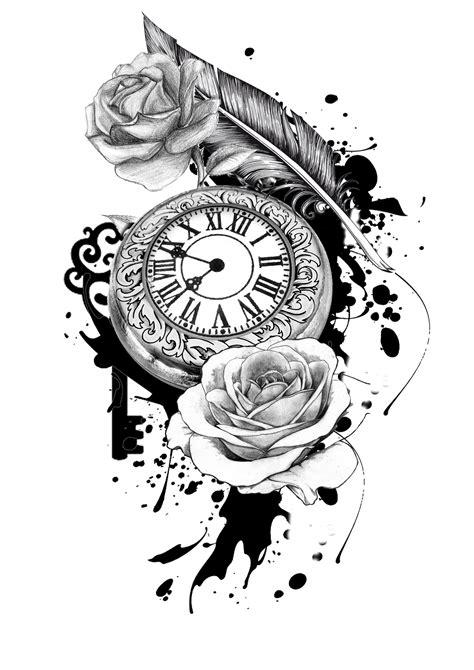 le gaffiot de poche 2011679400 les 25 meilleures id 233 es de la cat 233 gorie design tatouage montre de poche sur dessin
