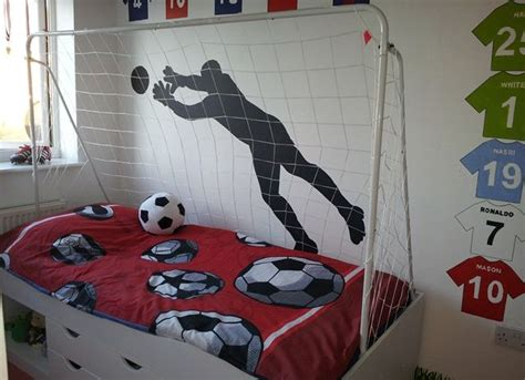 soccer decorations for bedroom the 25 best soccer bedroom ideas on soccer