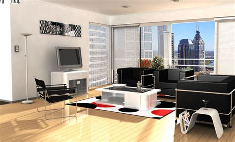 Small Apartment Living Room Decorating Ideas by