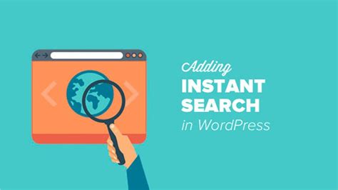 instant wordpress tutorial youtube how to add instant search in wordpress with algolia youtube