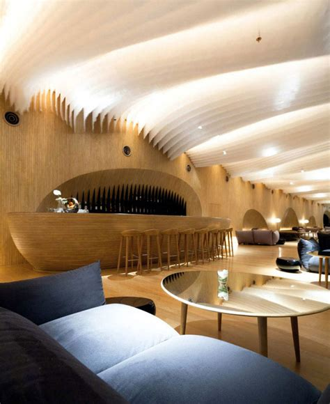 amazing interior design  hilton pattaya hotel interiorzine