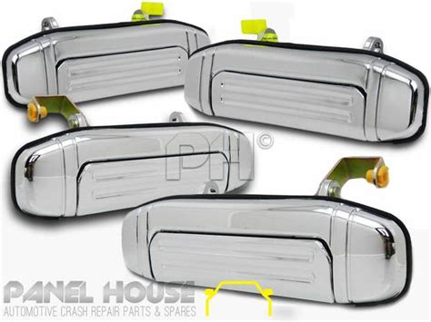 Paket Door Handle Outer Fortuner Pajero shape of different pajero upcomingcarshq