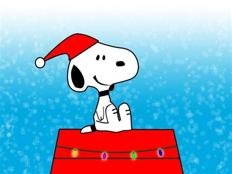 snoopy christmas images snoopy backgrounds wallpaper cave