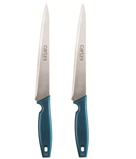 Cartini Godrej Kitchen Essential Knife Set Of 3 By Cartini Online | godrej cartini teal stainless steel knife set of 2 buy
