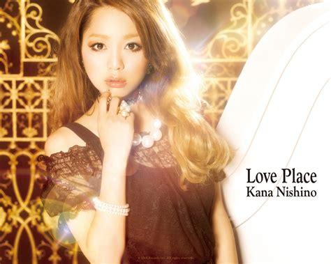 kana nishino english lyrics kana nishino my place lyrics pv hot sexy beauty club