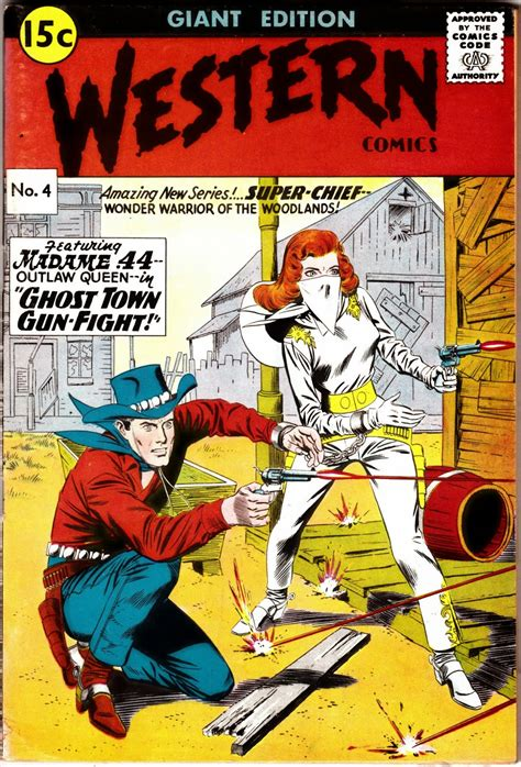 south comic books mimosa western comics series