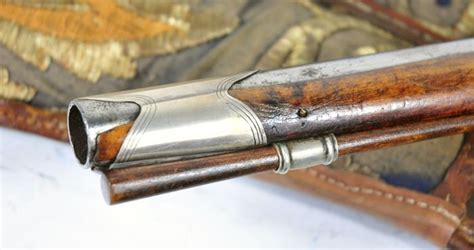 ottoman traduction paire de pistolets ottoman kubur avec kuburluk empire