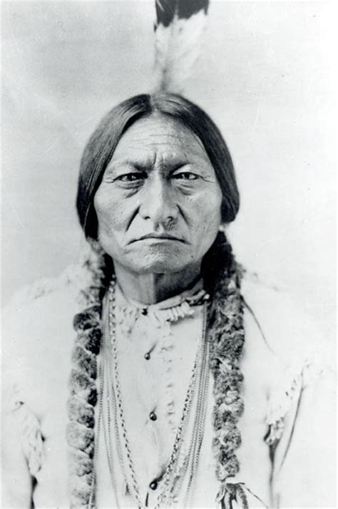 Sitting Bull by On The 120th Anniversary Of Sitting Bull S