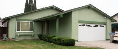 Green House Paint by Light Green Exterior House Paint Viewing Gallery