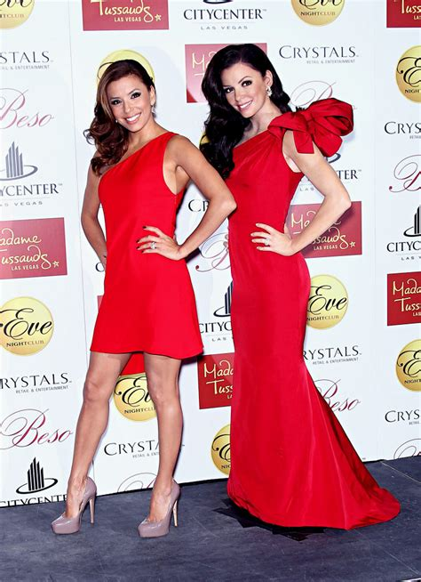 Longoria Being Up A Wax by Pics Longoria Unveils Wax Figure In City