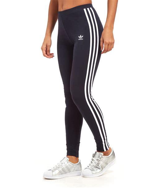 adidas legging adidas originals 3 stripes leggings jd sports