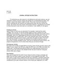 research journal template exle of journal article in apa format cover letter