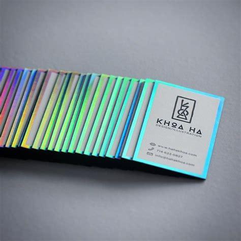 3d Plastic Business Cards
