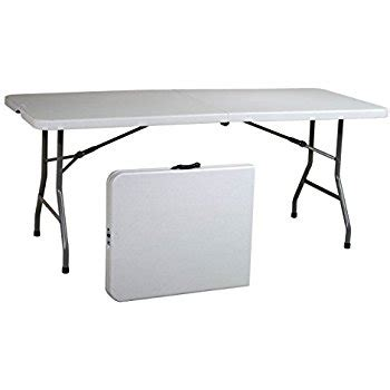 Foldable Dining Table Amazon Com Office Star Resin Multipurpose Rectangle Table