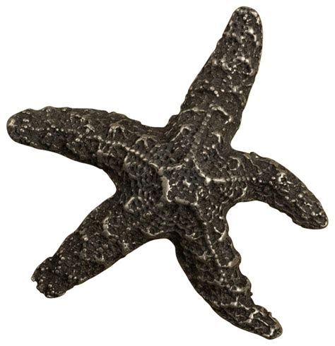 Starfish Cabinet Knobs by Starfish Knob Traditional Cabinet And Drawer Knobs