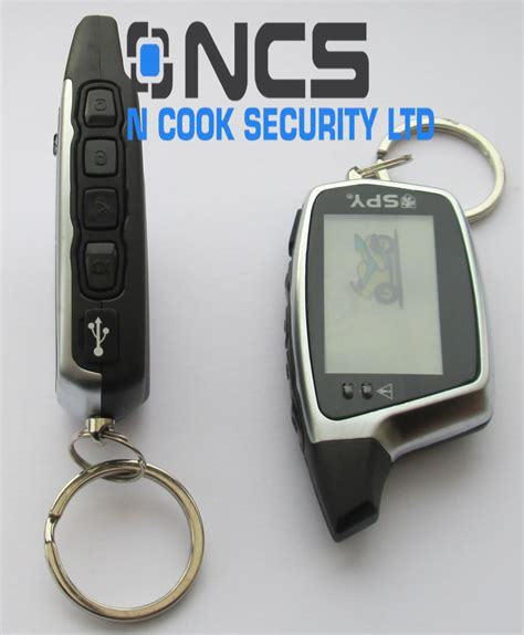 SPY 5000 Motorcycle Alarm and Immobiliser. Rechargeable