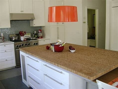 Teragren Bamboo Countertop by From Recycled Wine Bottles To Crushed Granite To Shredded