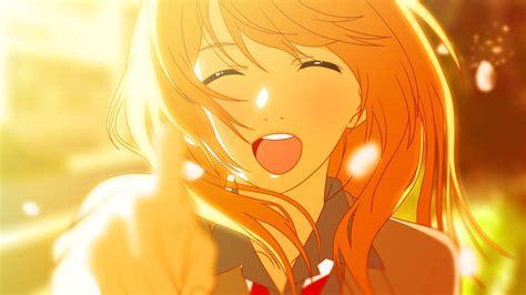 anime girls anime sunset shigatsu wa kimi no uso blonde anime girls anime shigatsu wa kimi no uso