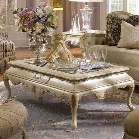 aico furniture coffee table michael amini lavelle coffee table set favorite designer