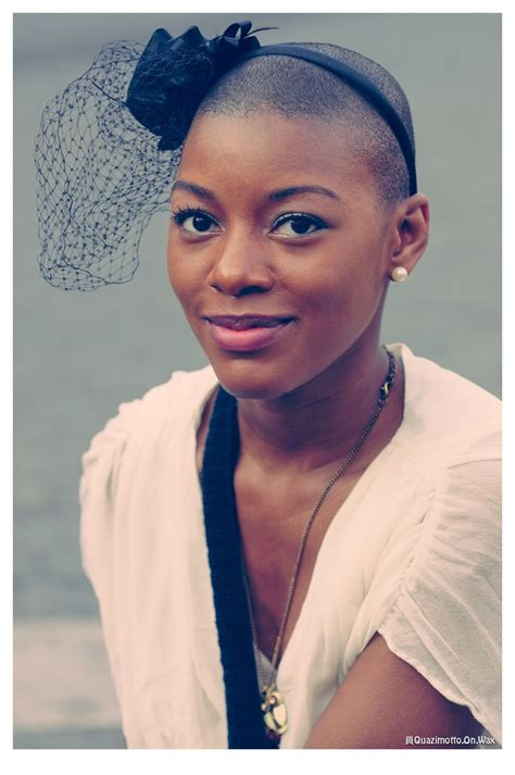 natural hairstyles for black women over 59 273 best bald beautiful women images on pinterest