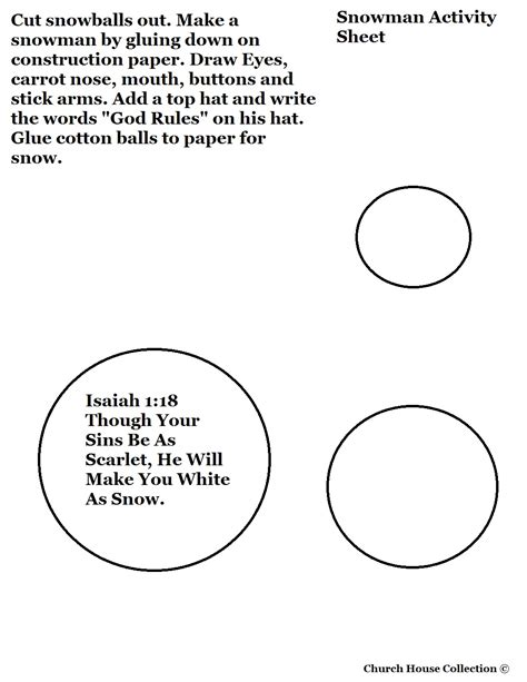 snowman cut out template free printable nose for crafts