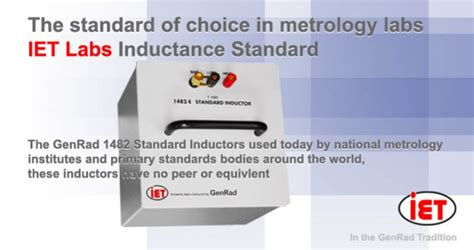 inductor labs inductance standards ac dc measuring instruments amtest test and measurement