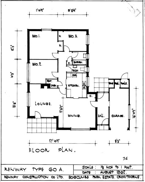 House Plans By Architects Modern Bungalow House Plans Bungalow House Plan Architectural Designs Bungalows Design
