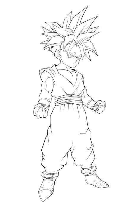dragon kite coloring page 70 best dragon ball z gt super images on pinterest