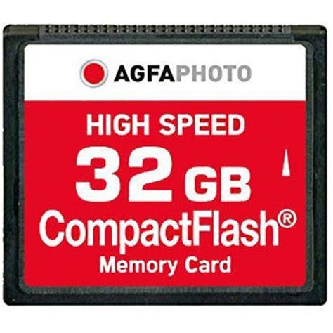 agfa photo  gb compact flash memory card  cf