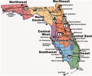 map of southern florida my