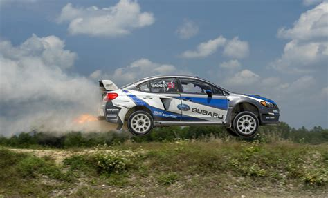 rally subaru subaru rally team usa commits to global rallycross
