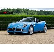 Alfa Romeo 8C Spider For Sale  Vehicle Sales DK Engineering