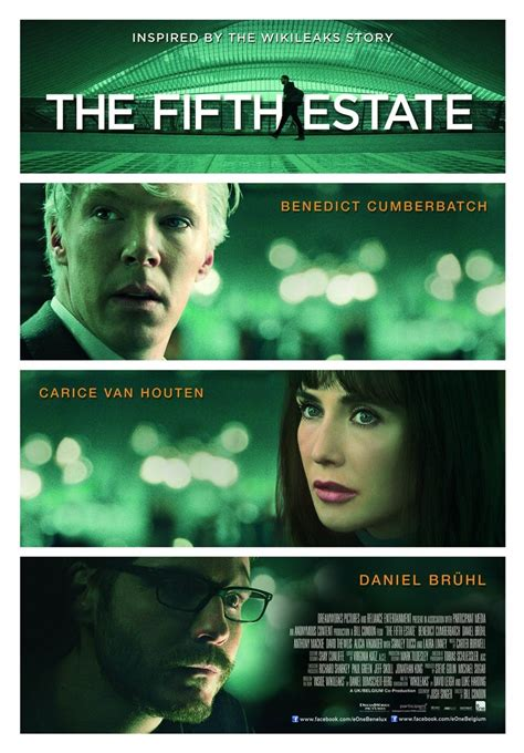 The Fifth Estate segments for warm ups and follow ups we