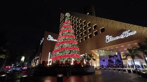 arbol navidad en hierro 193 rbol navide 241 o el palacio de hierro polanco