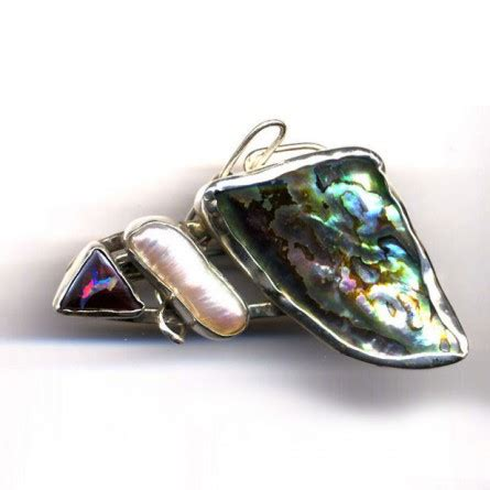 Handcrafted Jewellery Melbourne - brooch 187 handcrafted jewellery melbourne barbara gambin
