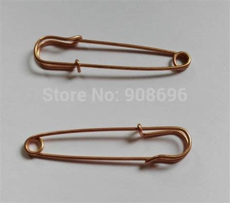 brooch findings large kilt pin antiqued copper 2 fi602 2019 diy pin brooch antiqued bronze copper silver plated kilt safety pin brooch clasps gift