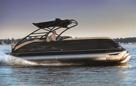 bennington pontoon boat test 45 best pontoon and shallow water boats images on