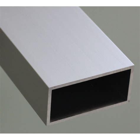 Barre Aluminium Rectangulaire 4626 by En Alu Pour 233 Coin 231 Ons De Porte De Garage Ou Autres