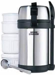 Nissan Stainless Thermos Thermos Nissan Jln1400x Stainless Steel Wide Lunch