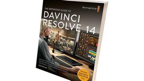 the definitive guide to davinci resolve 14 editing color and audio blackmagic design learning series books videomakers net formazione e certificazione per davinci
